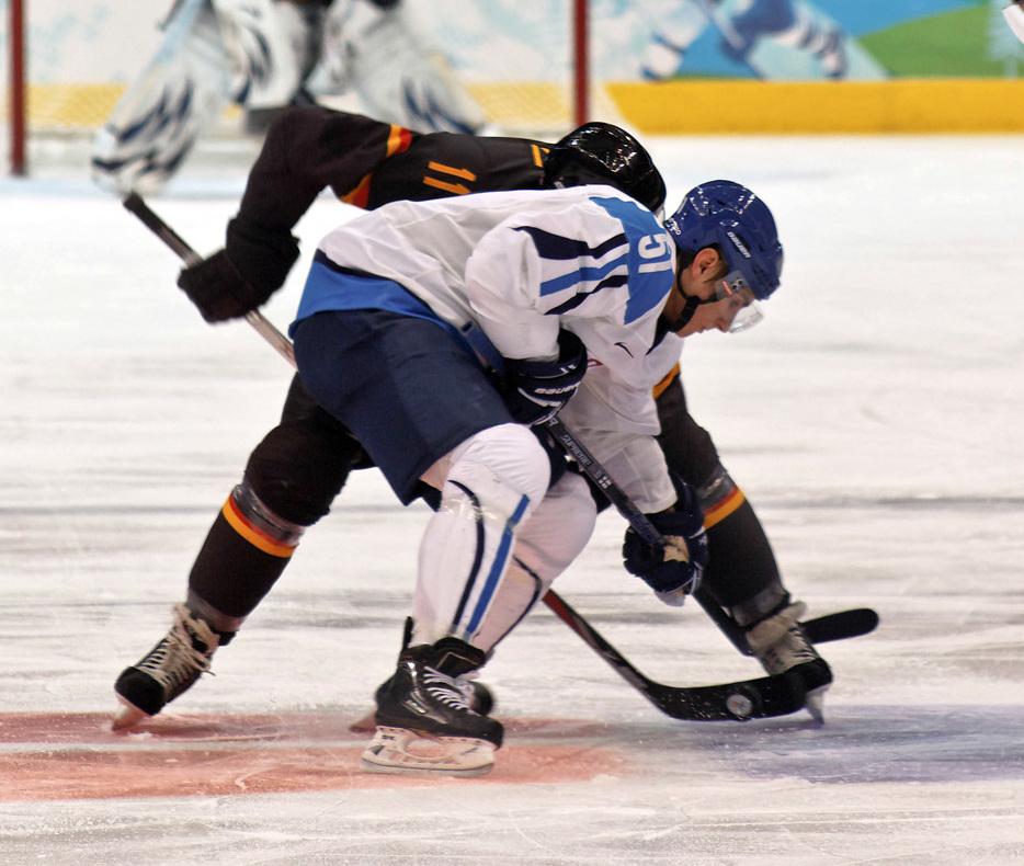 Suomi-Kanada -ottelun ratkaisu on mainittu jo Kummelissa? Jääkiekko Päivän peli
