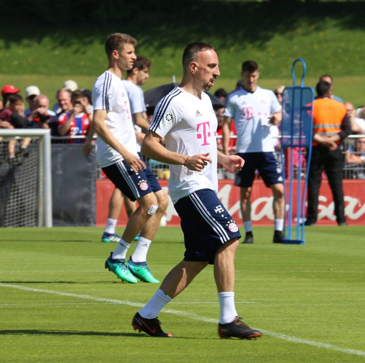 Franck Ribéry jatkaa uraansa Italiassa Bundesliiga Jalkapallo Mestarien liiga Serie A Uncategorized Urheilu