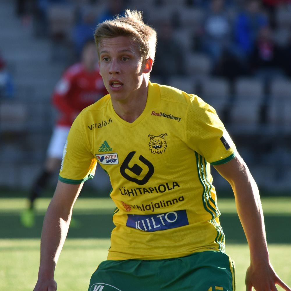 Lauri Ala-Myllymäki on herättänyt kiinnostusta myös ulkomailla Jalkapallo Uncategorized Urheilu veikkausliiga