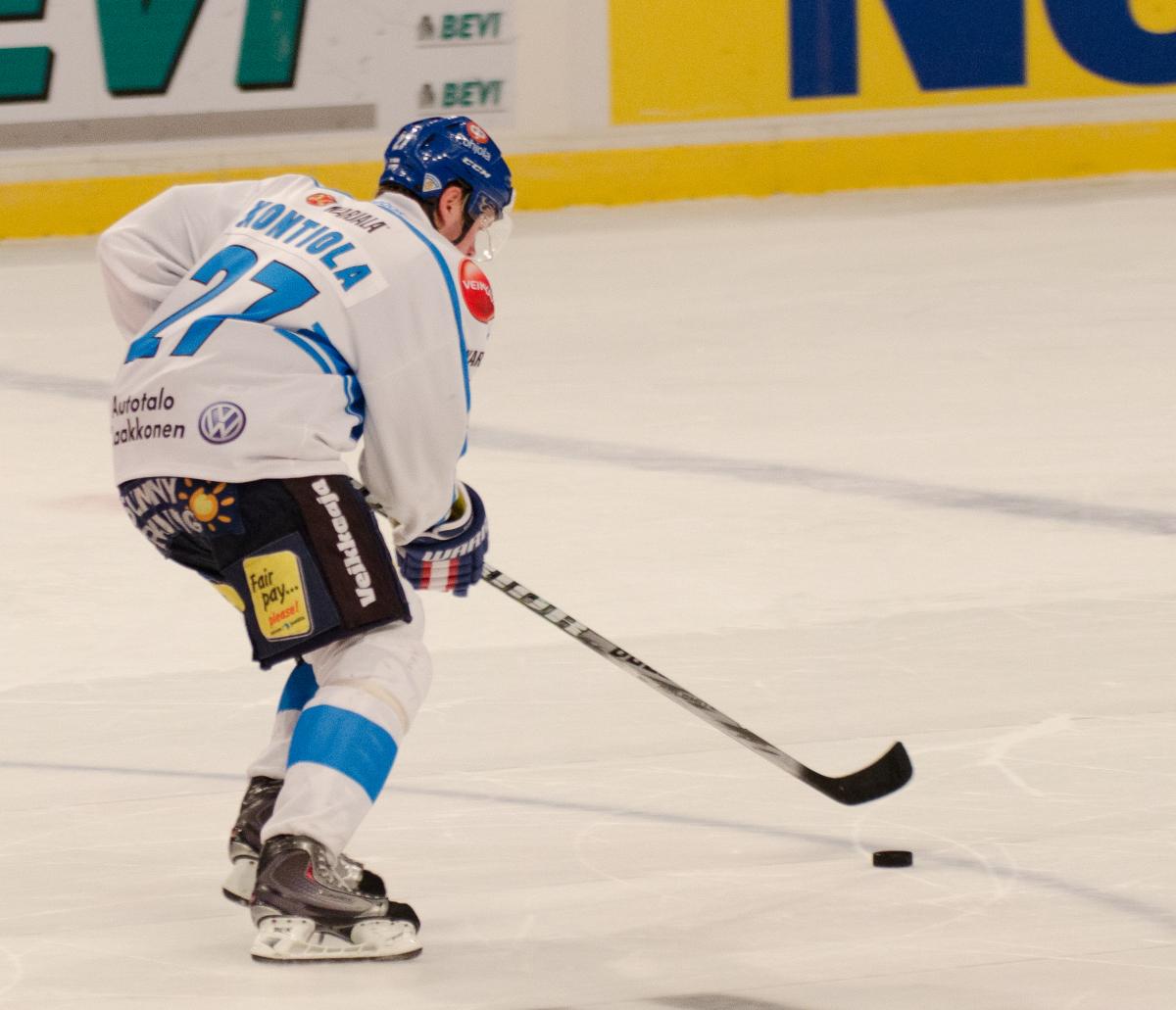 Petri Kontiola siirtyy Jokereihin! - katso julkistusvideo Jääkiekko KHL talviurheilu Uncategorized Urheilu
