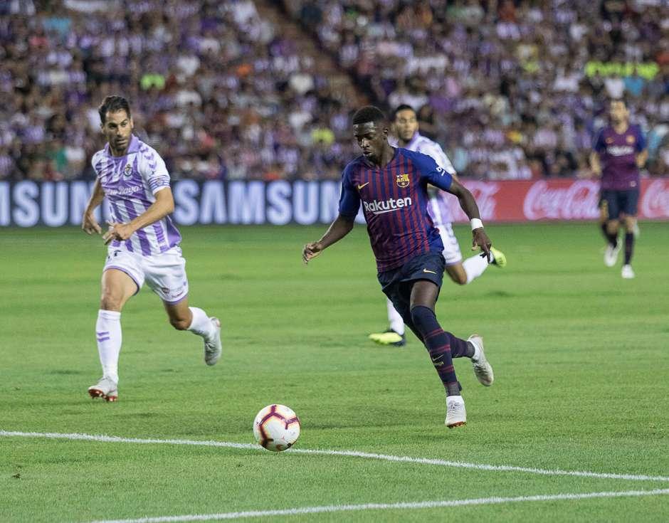 Barcelona tiukan paikan edessä - sairastuvalla Messi, Suárez ja nyt Dembélé Jalkapallo La Liga Uncategorized Urheilu