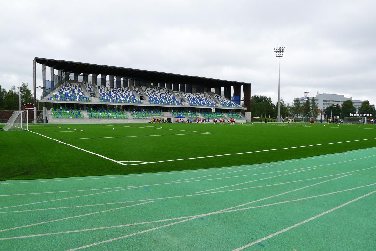 Lauantaina harvinainen yöttömän yön matsi Rovaniemellä Jalkapallo Uncategorized Urheilu veikkausliiga