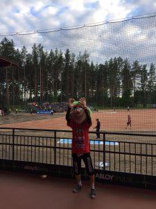 Sotkamon Jymy jatkoi voittokulkuaan Superpesiksen huippuottelussa Joensuussa Pesäpallo