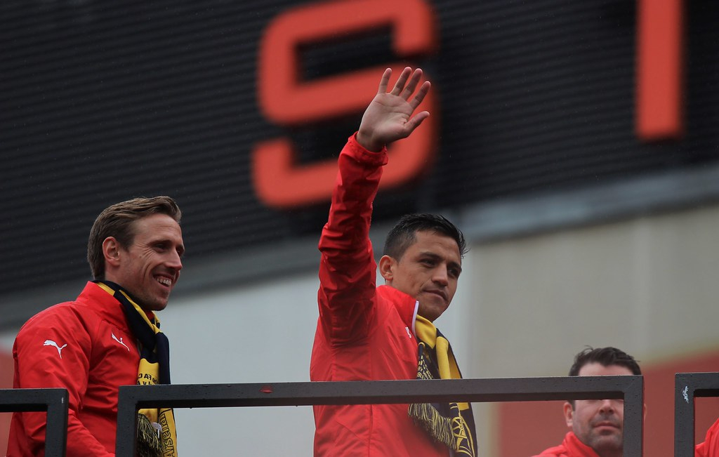 Alexis Sanchezia ollaan viemässä Lukakun perässä Interiin Jalkapallo Serie A Uncategorized Urheilu valioliiga