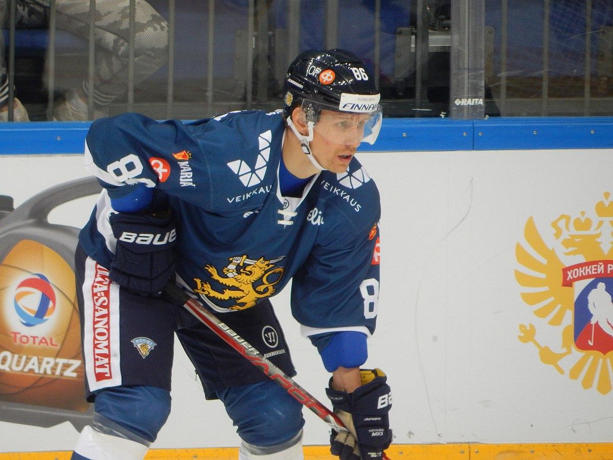 Savinainen missaa kauden avauksen - loukkaantui harjoitusottelussa Jääkiekko KHL talviurheilu Uncategorized Urheilu